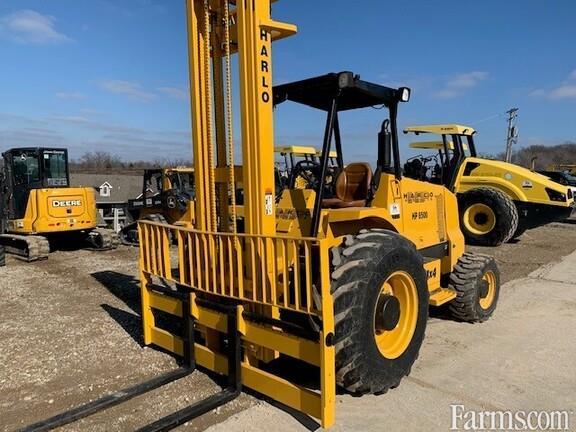 Harleman Mfg. 2014 HP6500 Forklifts