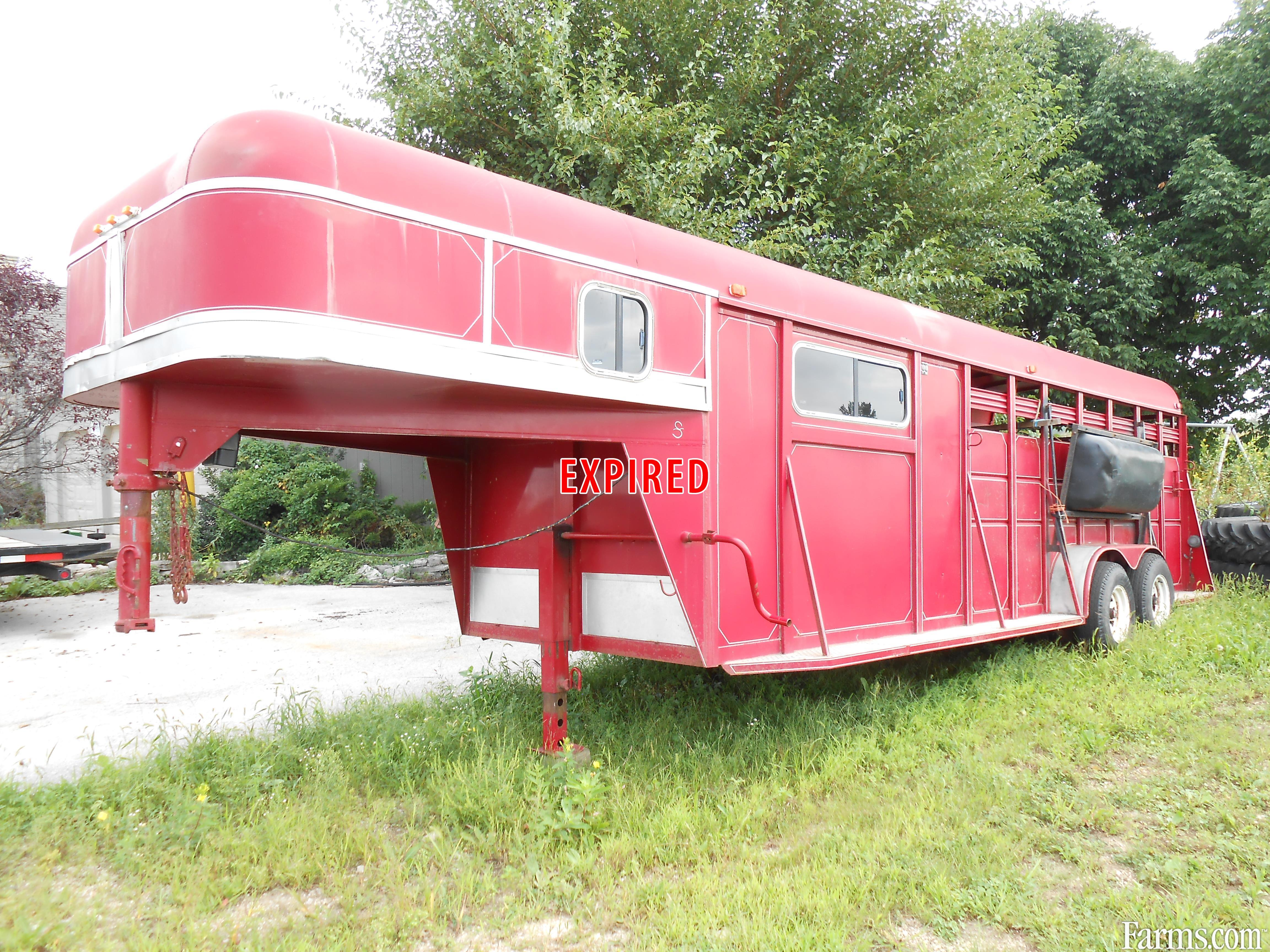 Misc 27' Horse Trailers