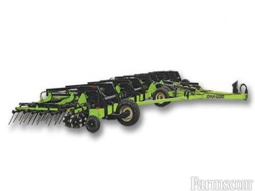 2021 Schulte DHX600 Cultivator