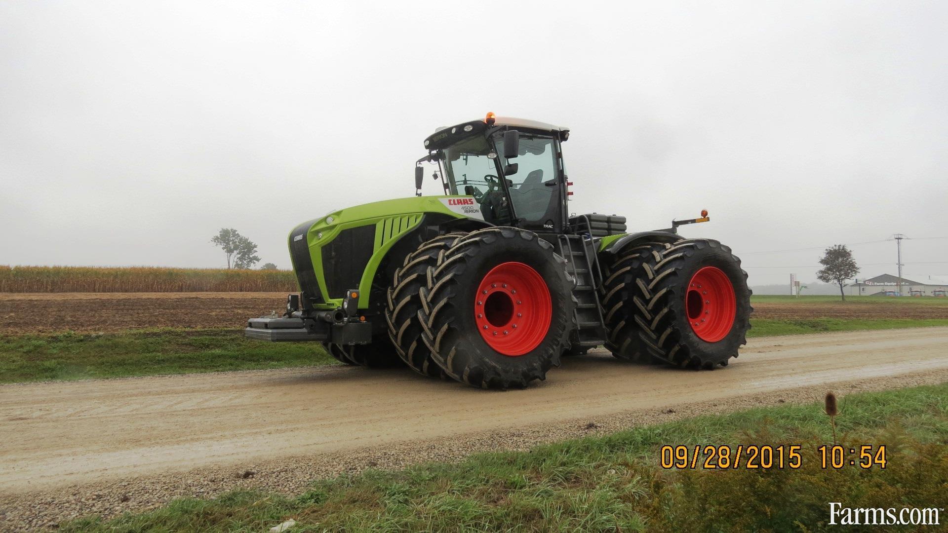 Etwas Neues genug Claas XERION Tractor for Sale | Farms.com @RI_04