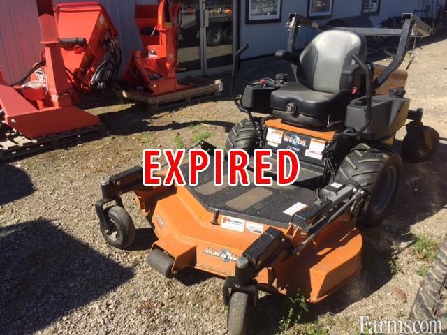 Woods Fz25d Lawn Mower For Sale Farms Com