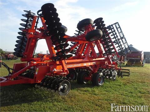 Krause 2015 8000-25 Field Cultivators