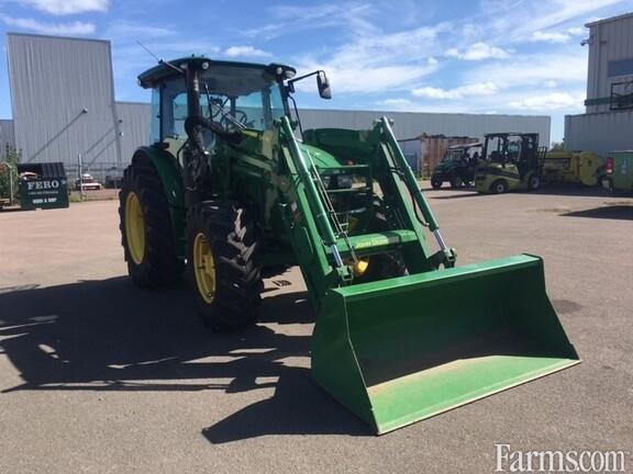 John Deere 2018 5125R Other Tractors