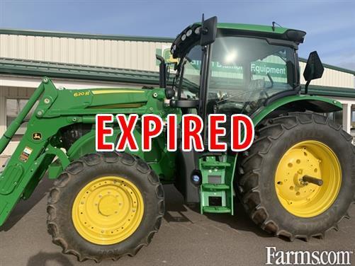 John Deere 2019 6130R Other Tractors