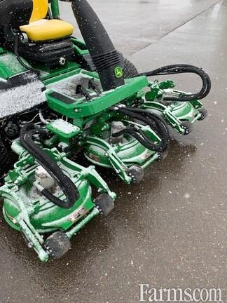 John Deere 2016 NEW 8800A DEMO Riding Lawn Mowers