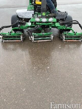 John Deere 2019 New 6500A Demo Mower Conditioners / Windrowers