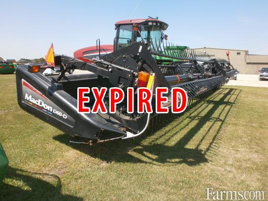 Unspecified 2008 M150 W/D60 Mower Conditioners / Windrowers