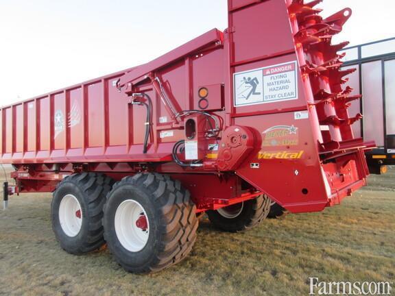 MEYER 2020 9524W-SH Manure Handling / Spreaders