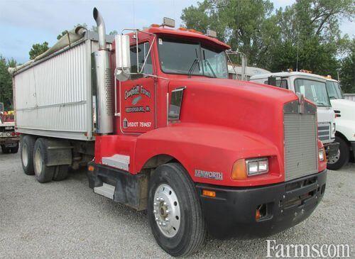 Kenworth 1987 T600 Farm / Grain Trucks - Medium Duty