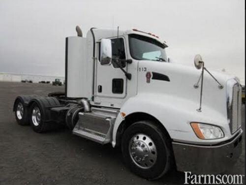 Kenworth 2013 T680 Conventional Trucks W / Sleeper