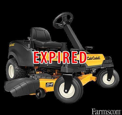 2017 Cub Cadet Riding Mowers Riding Lawn Mower For Sale