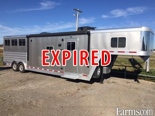 Featherlite 2016 9821-313A Other Trailers