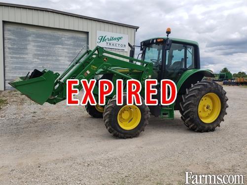 John Deere 2016 6130M Other Tractors