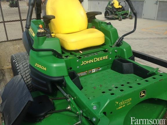 2012 John Deere Z950A