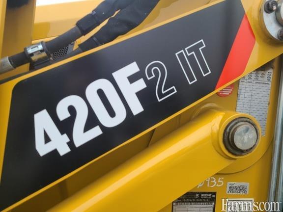 Caterpillar 2018 420F2IT Attachments