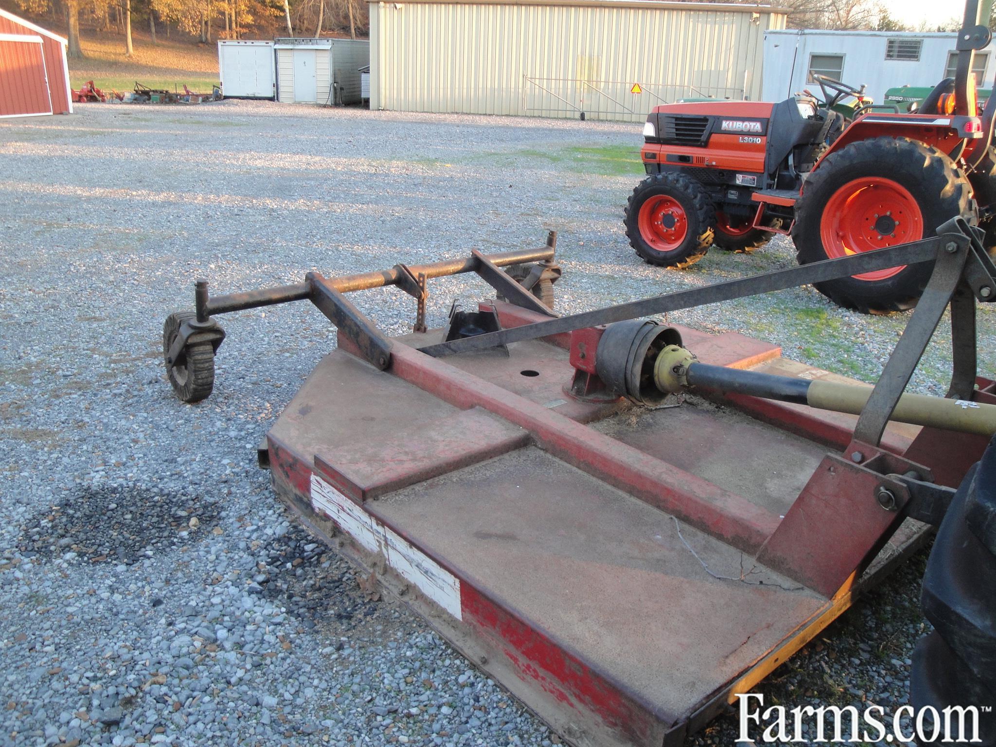 Bush Hog 277 Rotary Mowers Sickle Mower For Sale