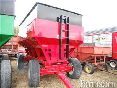 Agrimaster A600 Gravity Box For Sale Farms Com