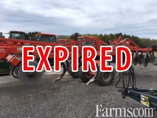 Kuhn Krause 2014 4850-15 Plows / Rippers