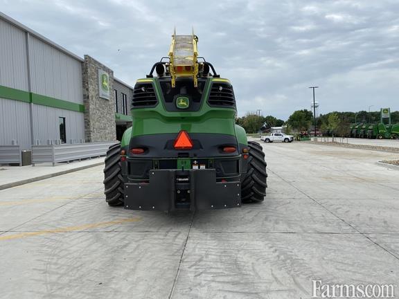 John Deere 2019 9900 Forage Harvesters