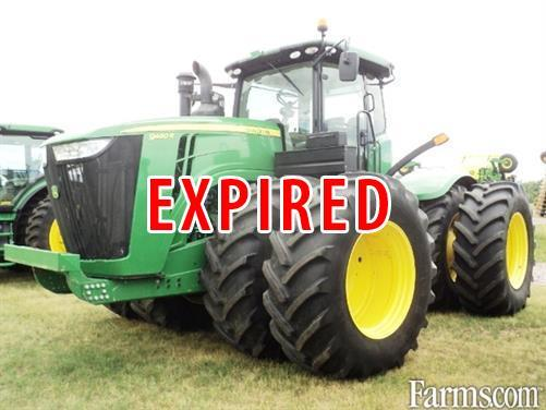 2012 John Deere 9460R for Sale | Farms com