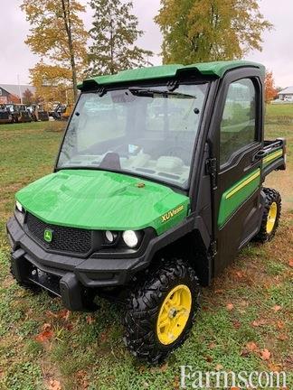 John Deere 2020 XUV835R ATVs & Utility Vehicles
