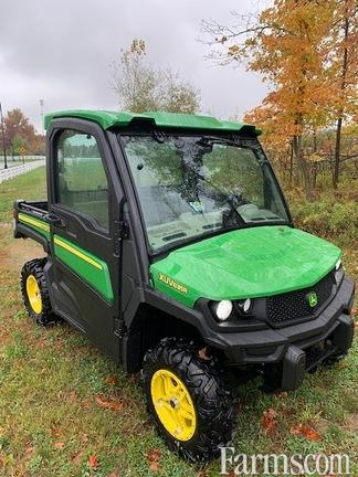 John Deere 2020 XUV835R ATVs & Utility Vehicles