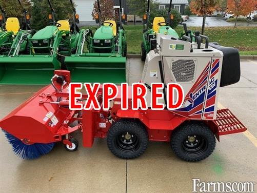Ventrac 2020 SSV 2100C Other Lawn and Garden