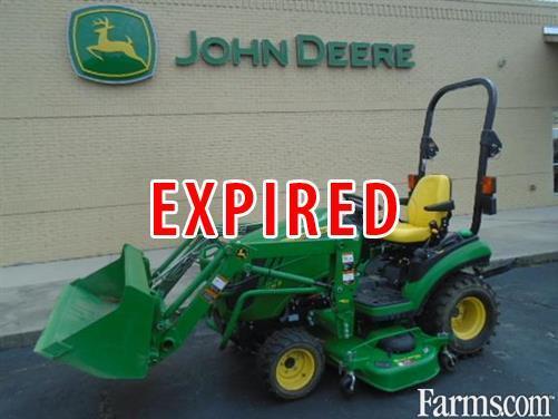 2014 John Deere 1025R for Sale   Farms com