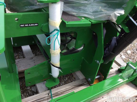 John Deere 375a Backhoe : John deere a other lawn garden equipment