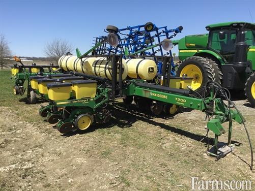 John Deere 1994 7200 Planters For Sale Usfarmer Com