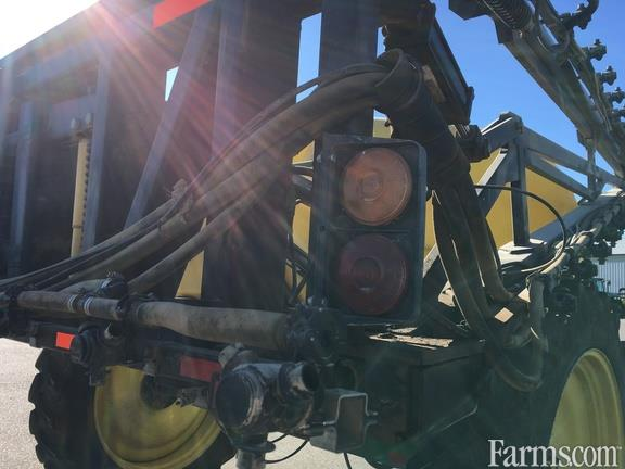 Schaben 2014 MSF8650 Sprayers - Pull Type