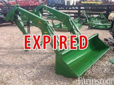 John Deere 2015 H180 Loader Tractors