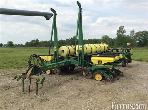 John Deere 1990 7200 Planters For Sale Usfarmer Com