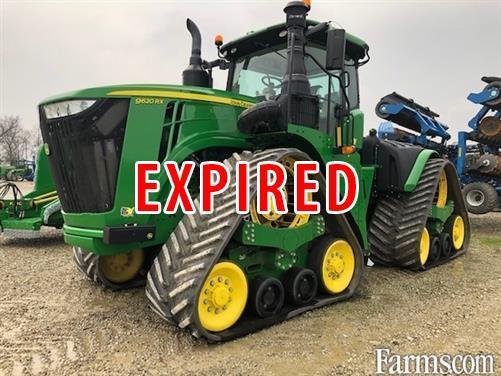 John Deere 2017 9620RX Other Tractors