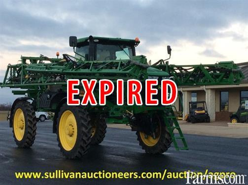 John Deere 2016 R4030 Sprayers - Self Propelled