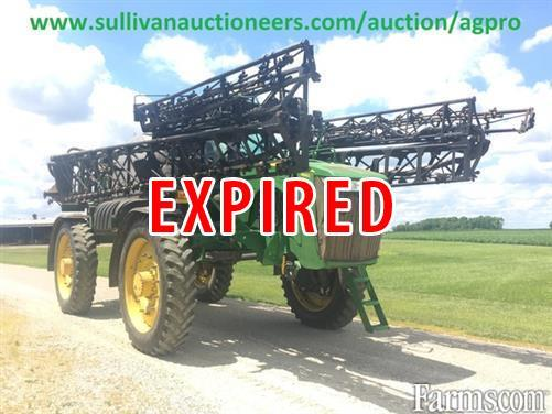 John Deere 2013 4940 Sprayers - Self Propelled