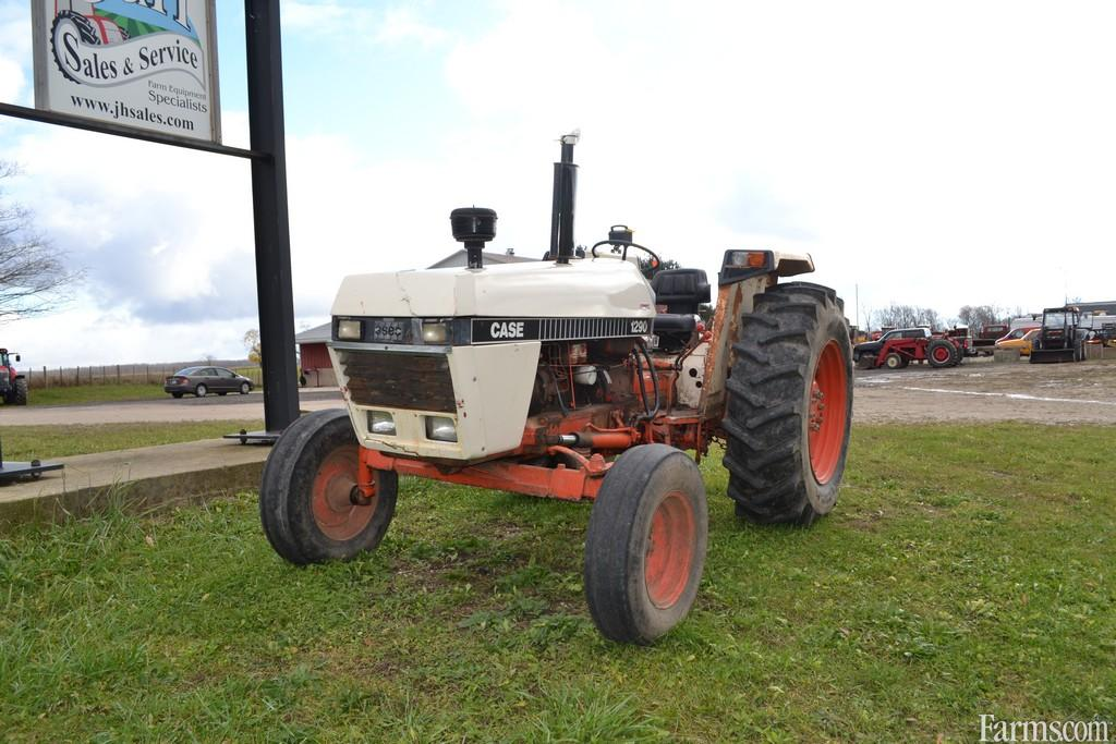 Case Tractor Showroom : Case tractor for sale farms