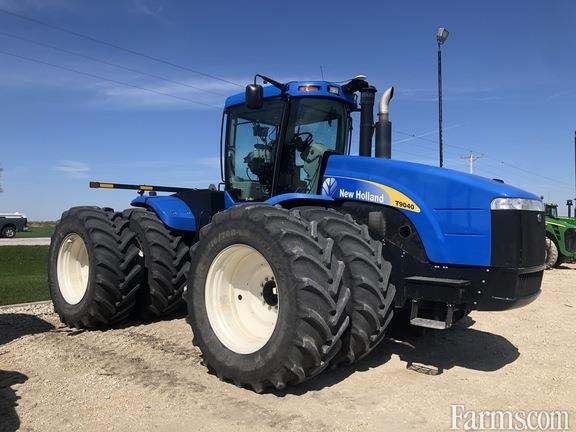 2012 New Holland T9040