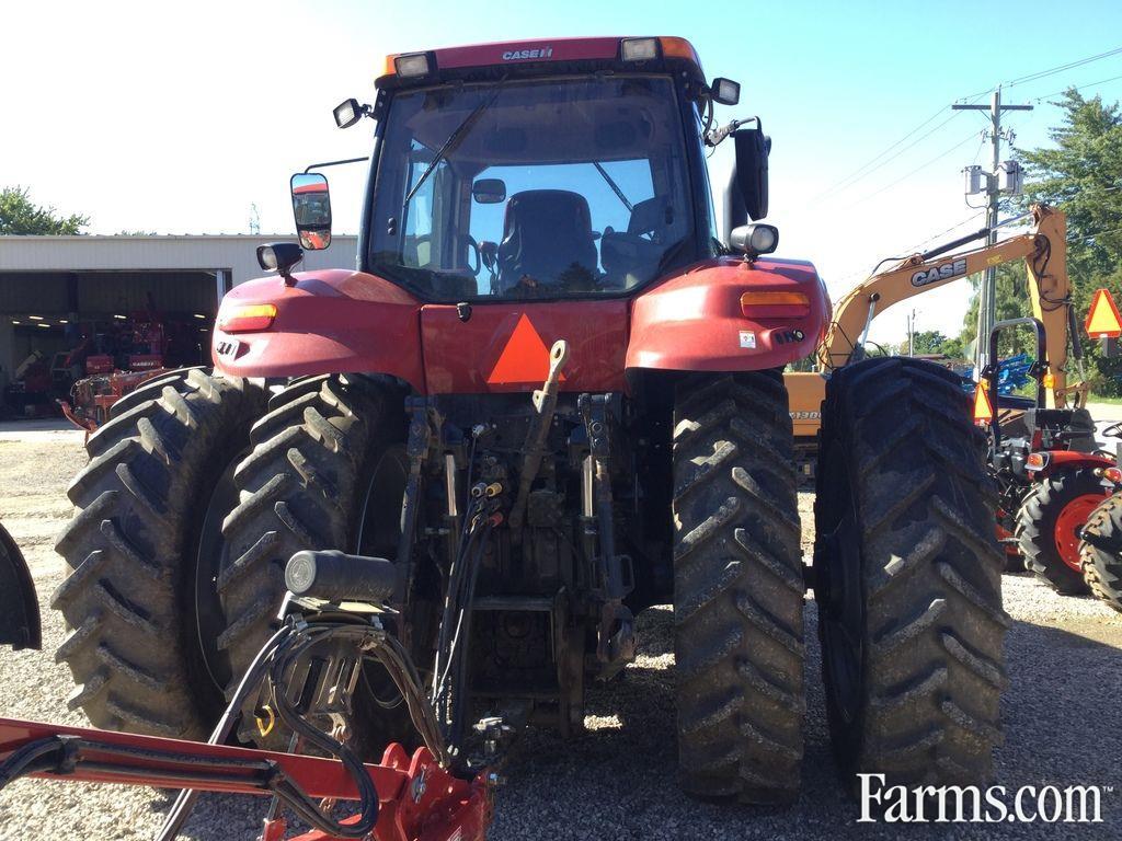 2015 Case IH Magnum 250 Tier 4B Other Tractor