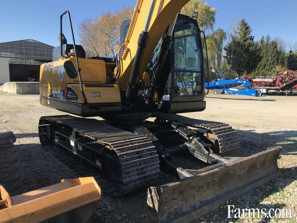 2017 Sany SY135C Excavator