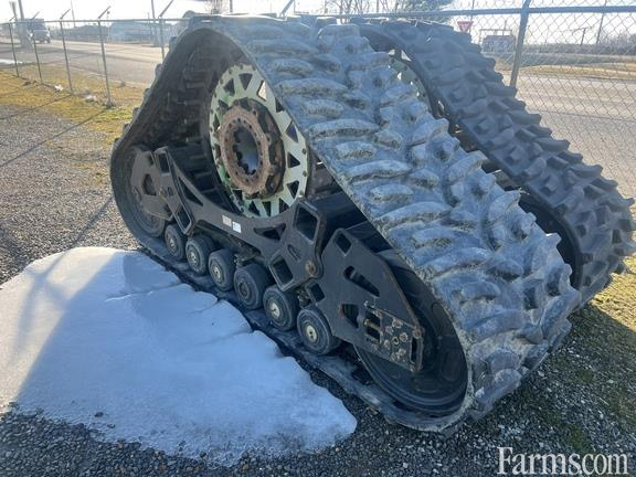 Soucy Track 2014 Tracks Tires, Duals, Rims & Chains
