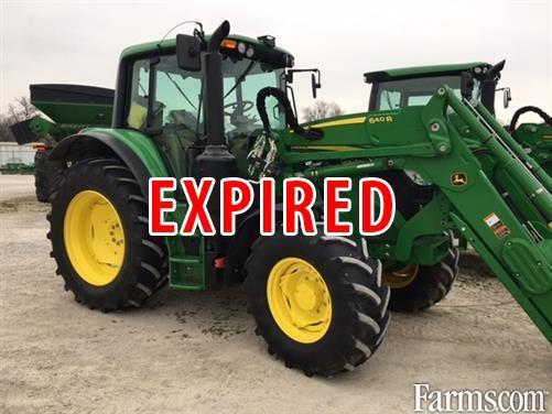 John Deere 2015 6130M Other Tractors
