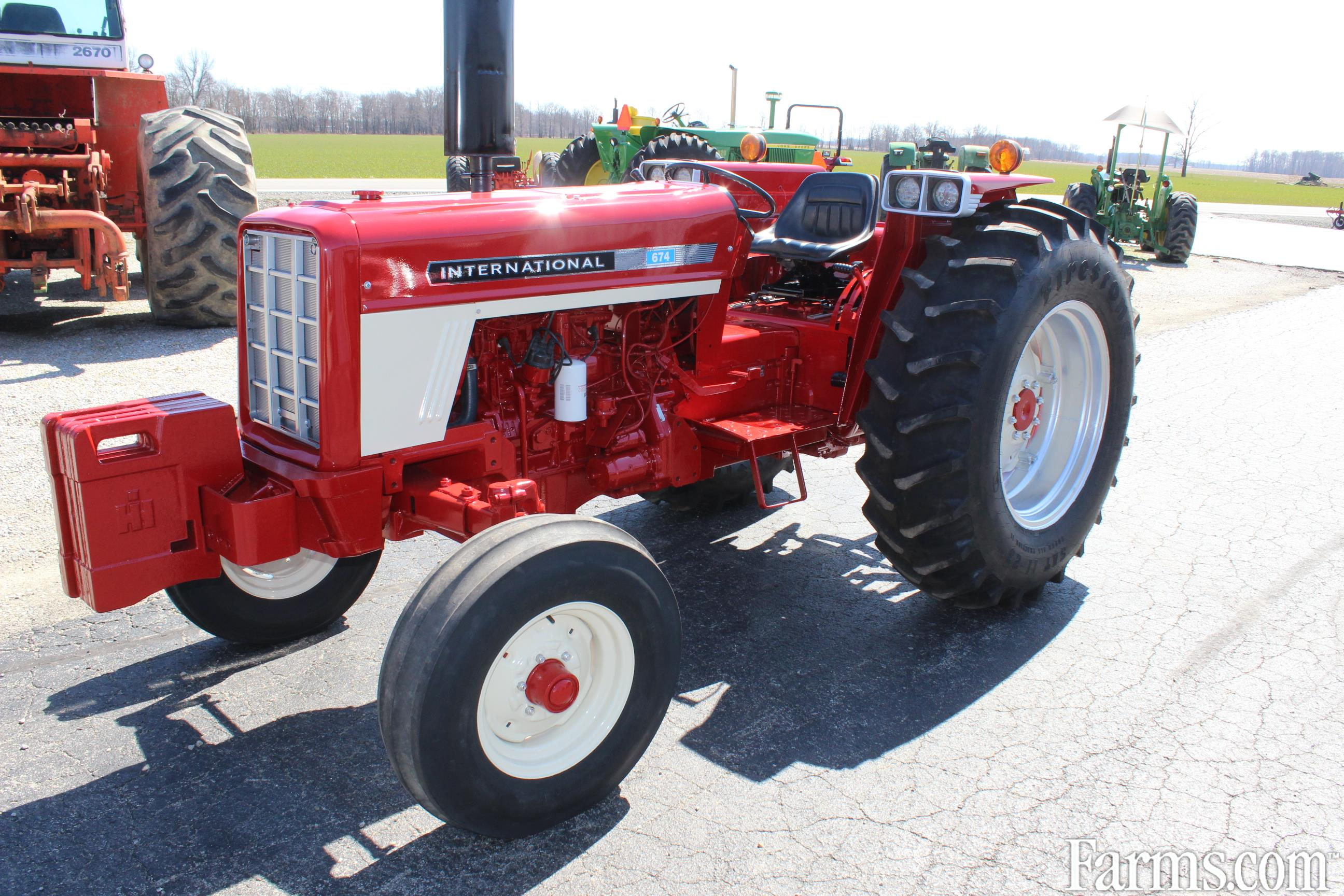 International 1975 674 Other Tractors For Sale Usfarmer Com