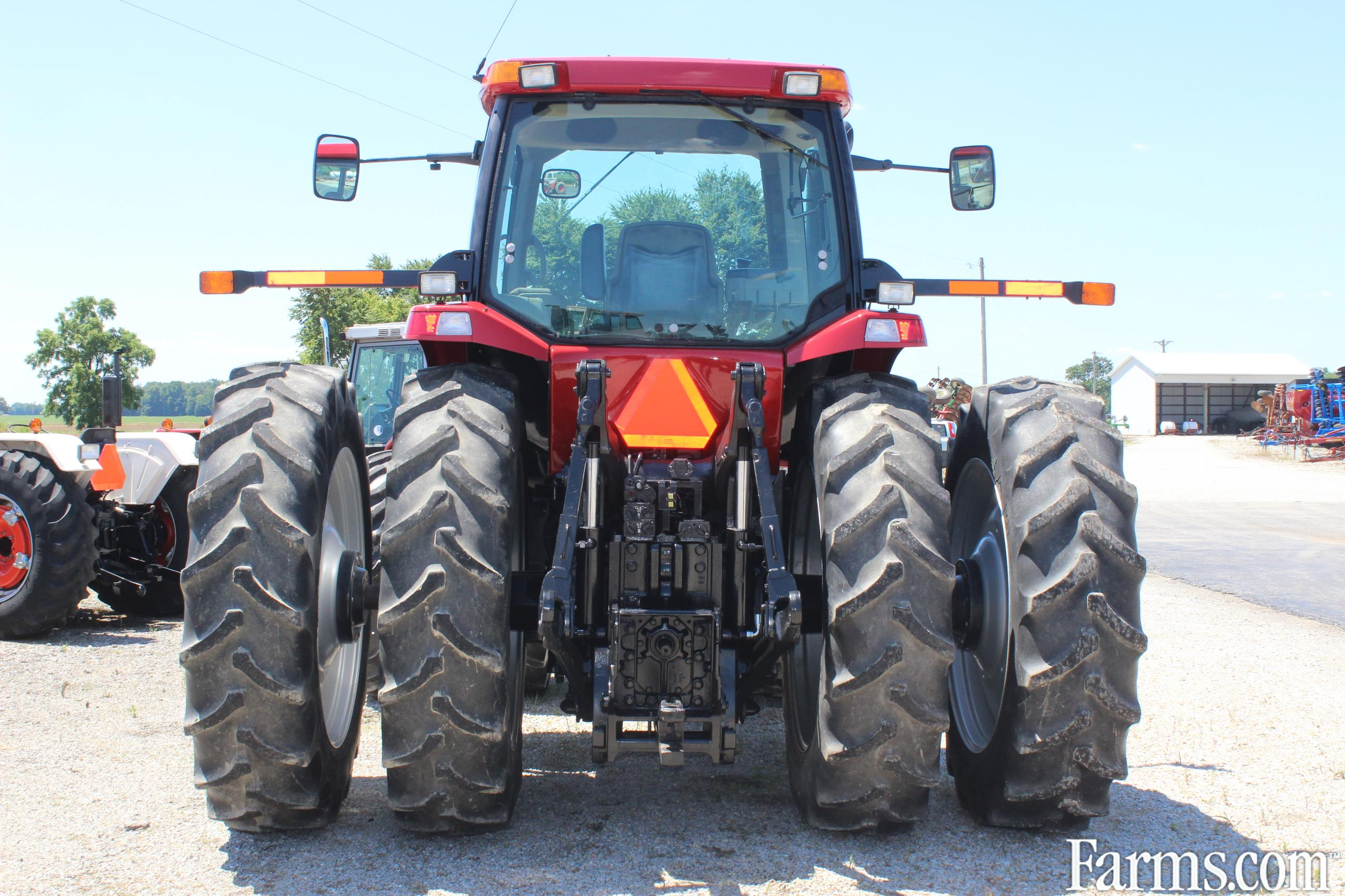 Case IH 2001 MX240 4WD
