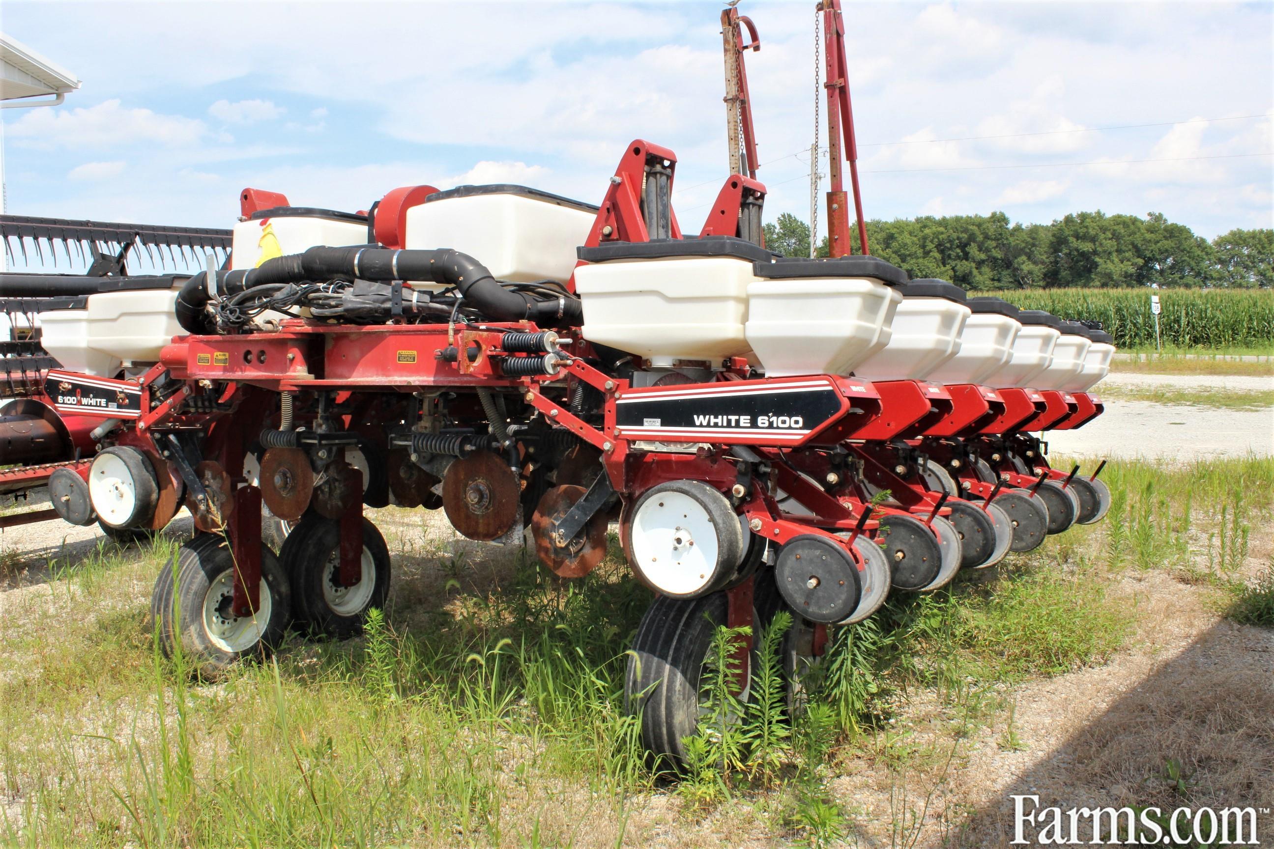 White 6100 Planters For Sale Usfarmer Com