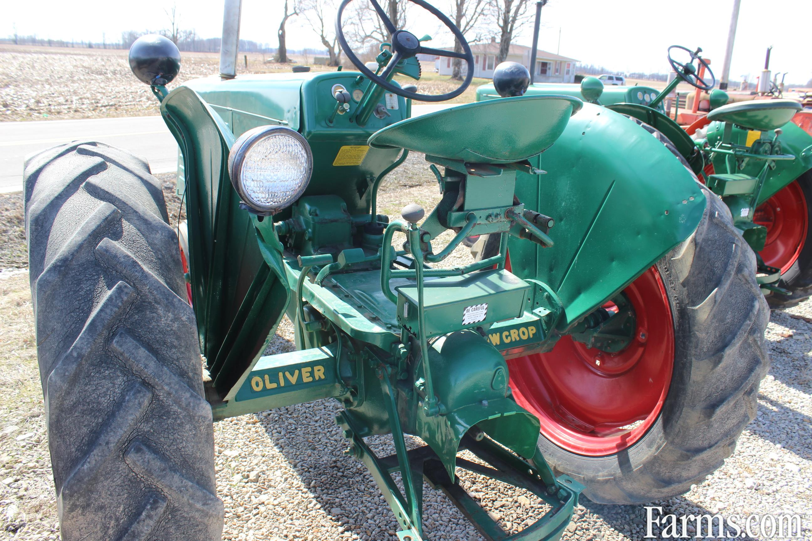 Oliver 77 Other Tractors