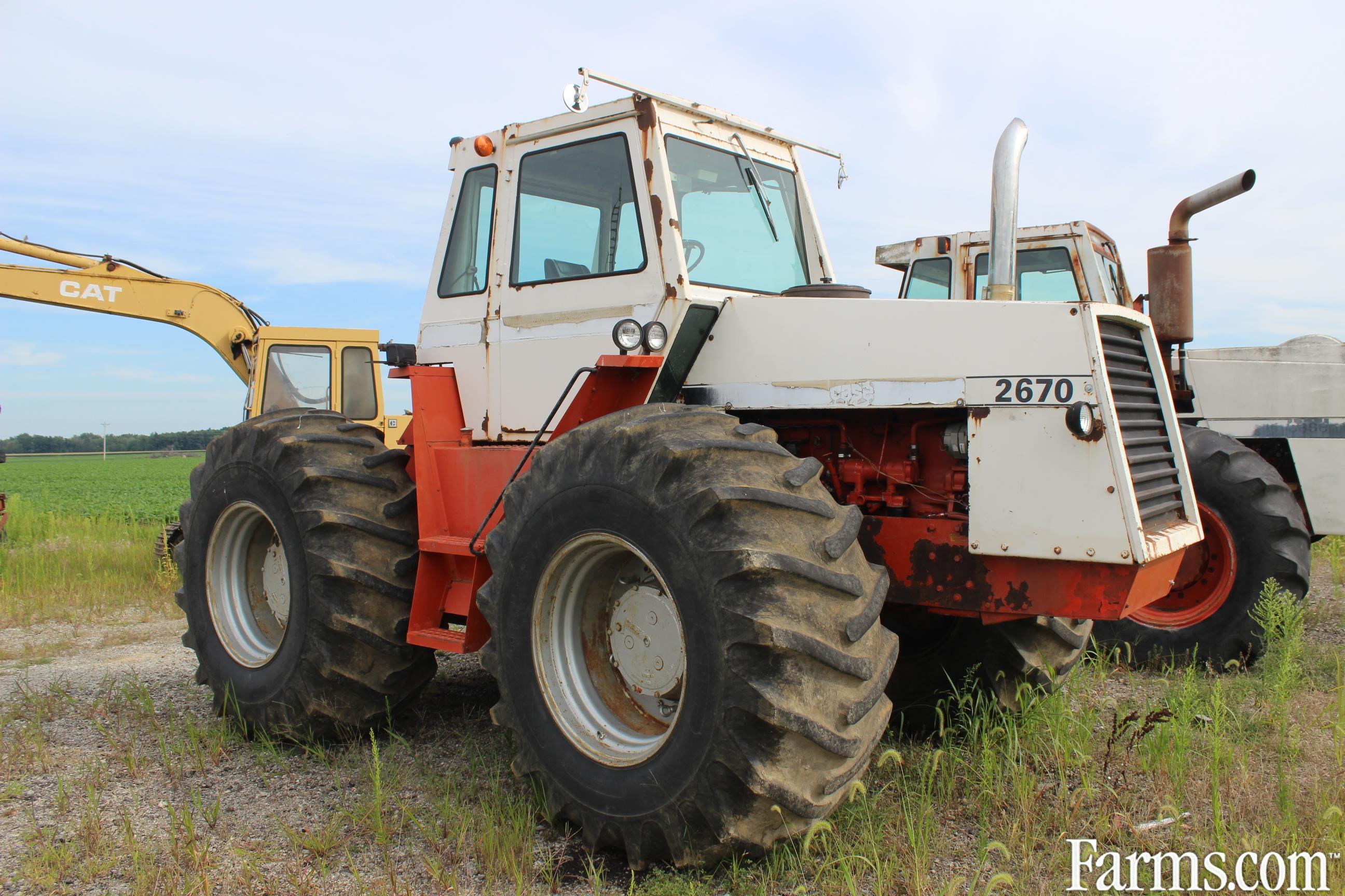 Case IH 1976 2670 4WD