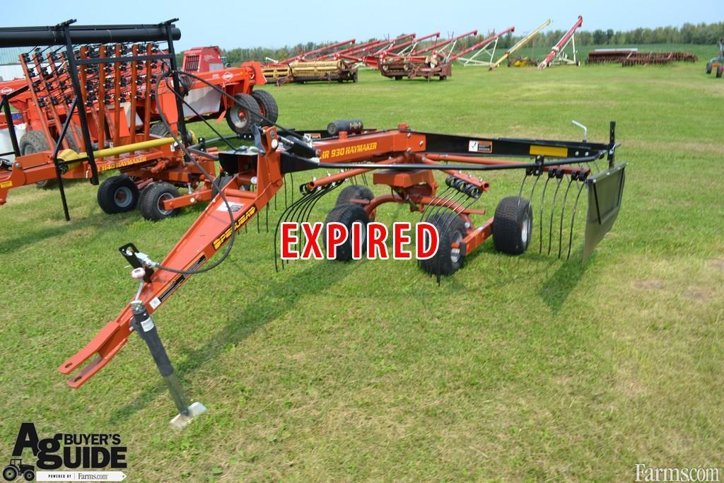 Tandem Rotary Rakes : Pequea hr rotary rake for sale farms
