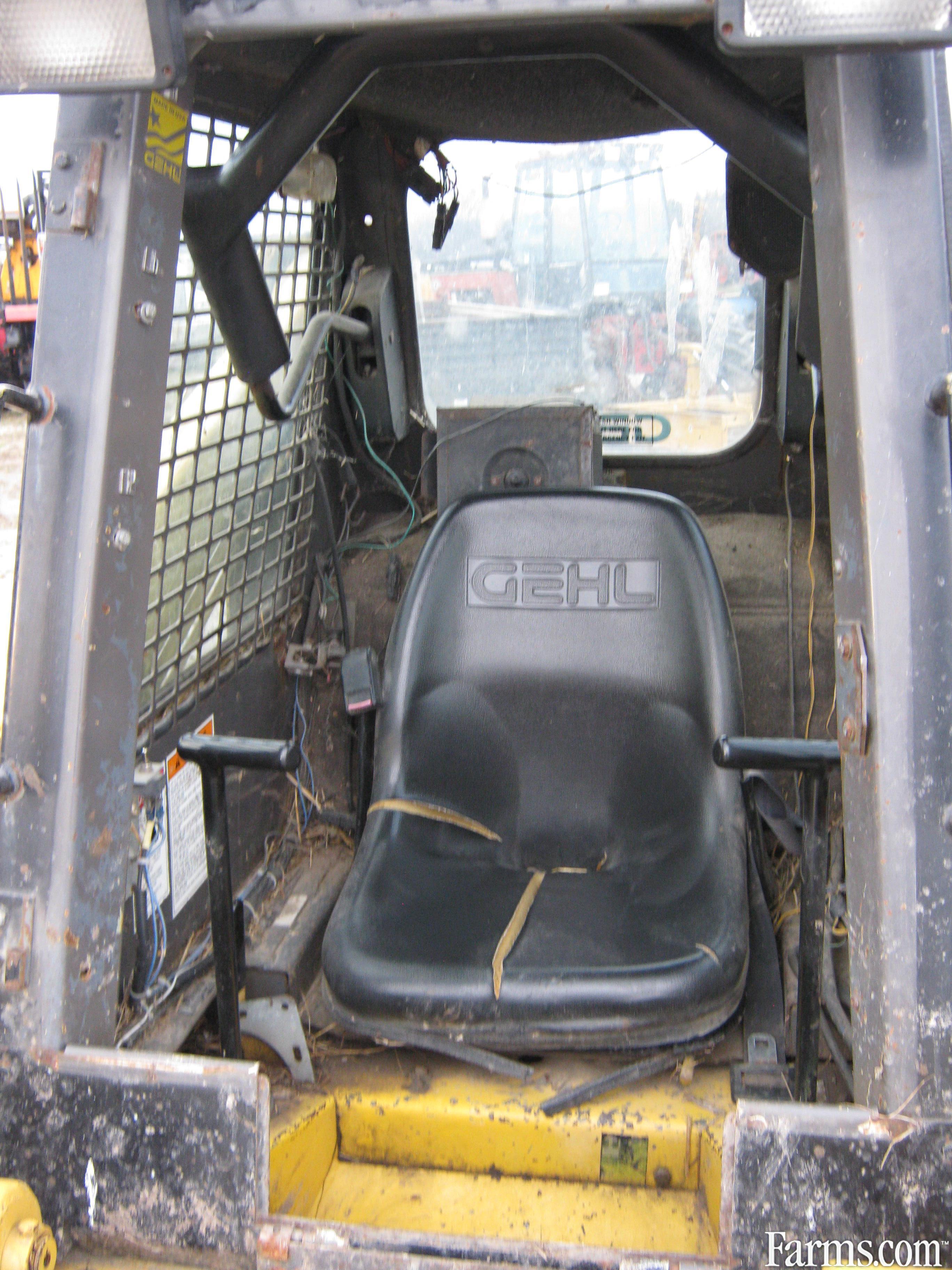 Gehl 4625 DX Skid Steers for Sale | USFarmer com