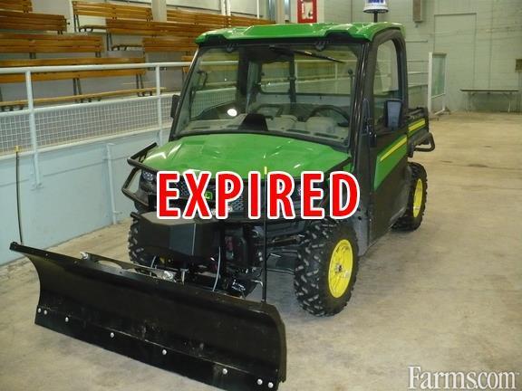 John Deere 2019 XUV 835R ATVs & Utility Vehicles